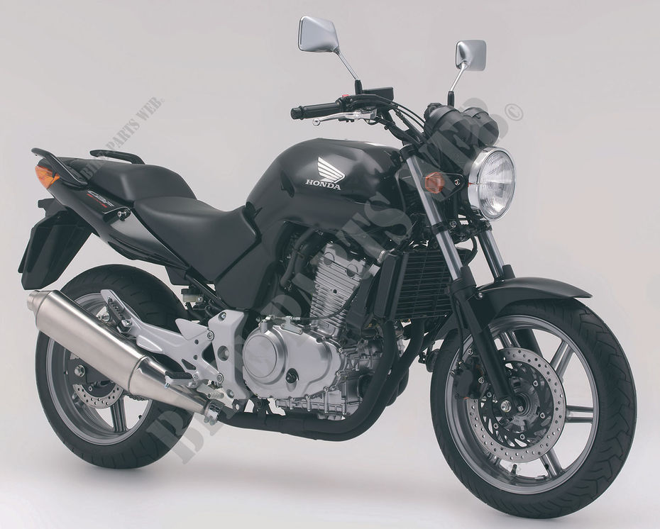 cbf500a6 ljh16k40d109 honda motorrad cbf 500 abs 500 2006. Black Bedroom Furniture Sets. Home Design Ideas