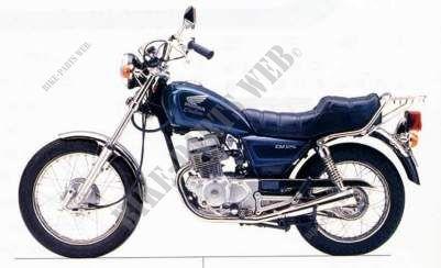 cm125cr jc05 honda motorrad cm 125 custom 125 1994. Black Bedroom Furniture Sets. Home Design Ideas