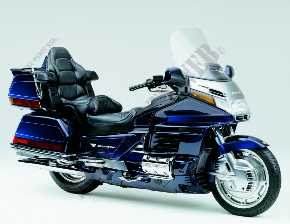 GL1500SEY SC22B HONDA Motorrad GL1500 GOLD WING SE 1500 ...