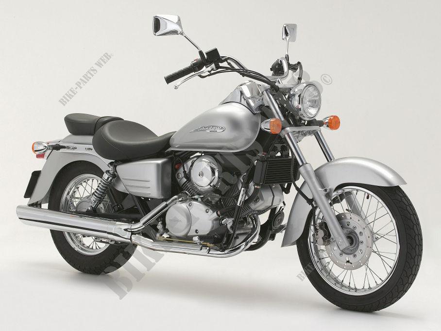 vt125c6 ljh12e207092 honda motorrad shadow 125 125 2006. Black Bedroom Furniture Sets. Home Design Ideas