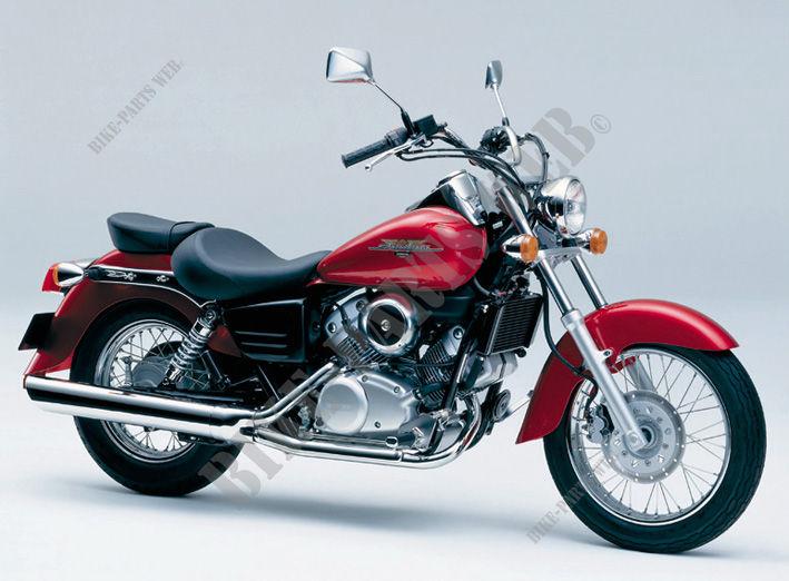 vt125cx jc29a honda motorrad shadow 125 125 1999 europe. Black Bedroom Furniture Sets. Home Design Ideas