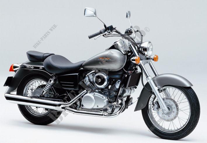 vt125cy jc29b honda motorrad shadow 125 125 2000. Black Bedroom Furniture Sets. Home Design Ideas