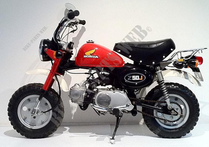 z50jz m ab02 honda motorrad monkey 50 50 1979 australia. Black Bedroom Furniture Sets. Home Design Ideas