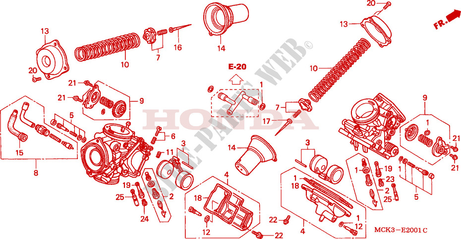 Basic Sensors Diagnostics besides Sea Doo Cdi Box also Showthread further Exploded View Diagram For 1994 Chevy Truck 4x4 Front Drive Train also 1985 Chevy Blazer Instrument Wiring Diagram. on 97 honda shadow wiring diagram