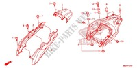 --- CAPOT ARRIERE/SUPPORT Chassis 1200 honda-motorrad CROSSTOURER 2015 F_23_10